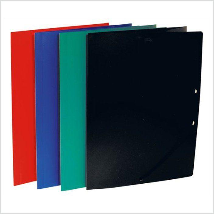 Gumis mappa, 15mm, PP, A4, VICTORIA, 4 választható szín