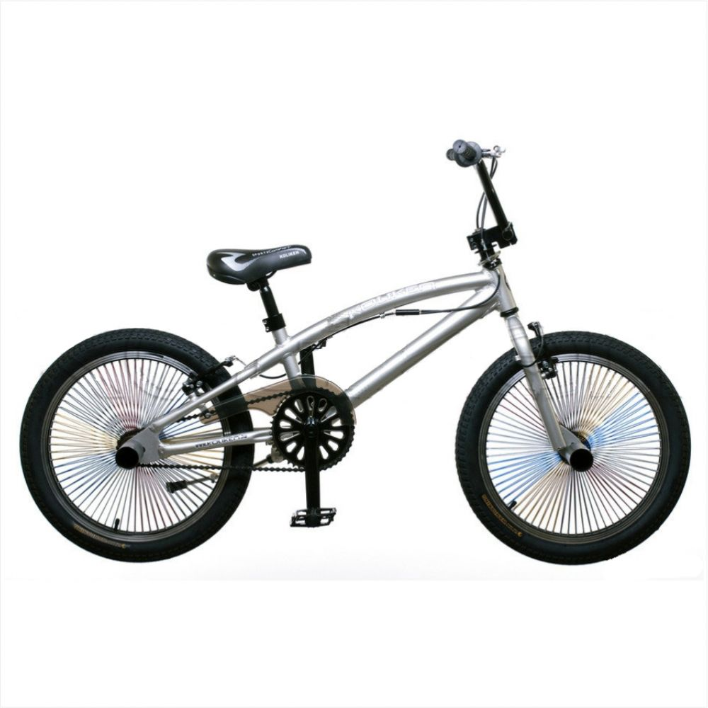 Jumpertrek BMX Freestyle 20″ ALU