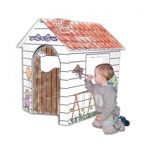 Kisfestők háza
