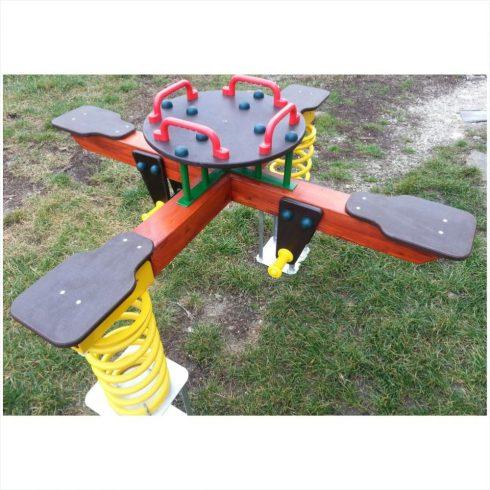 Rugós ló