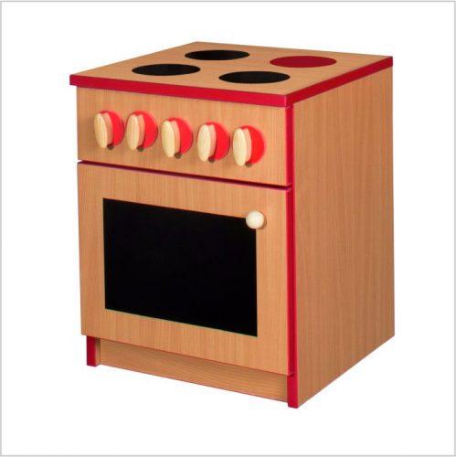 Manó játék konyha tűzhely