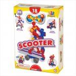 ZOOB Junior Scooter építőjáték