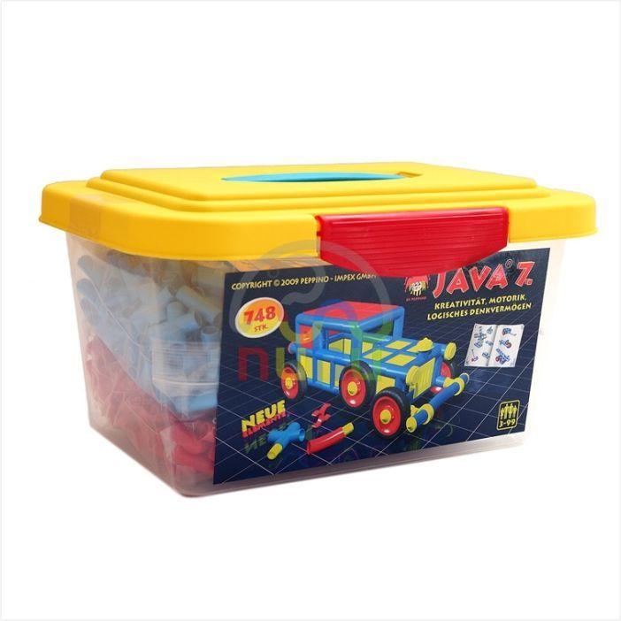 Java 7 építőjáték